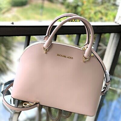Michael Kors Women Leather Satchel crossbody Messenger Purse Tote Bag Handbag