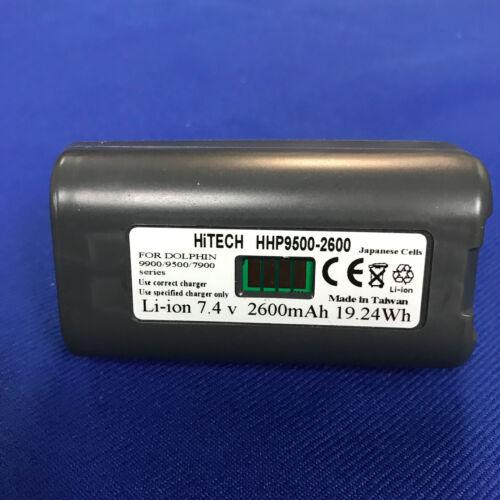 10 Batteries(Japan Li2.6A)For HHP/Honeywell DOLPHIN7900/9500/9900#20000591-01 eq