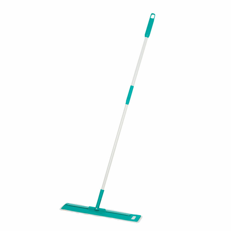 Joy Mangano Miracle Mop and Broom Set - Teal