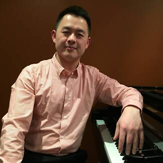 Piano Lessons with Jinbo Huang