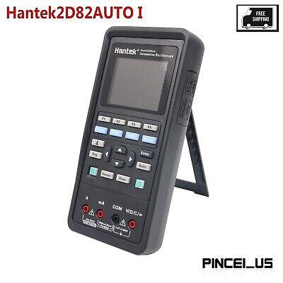 Hantek2d82auto I 4-in-1 Automotive Diagnostic Oscilloscope Meter Signal Source