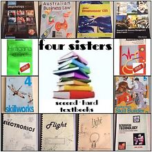 """""""Four Sisters"""" - Second-hand Textbooks Berwick Casey Area Preview"""