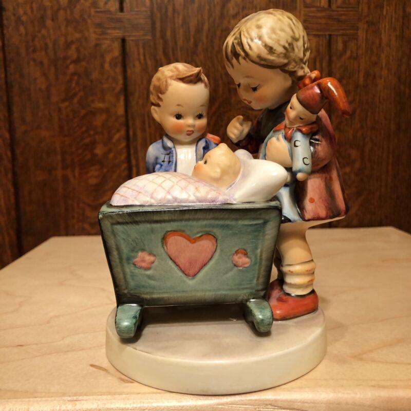 "GOEBEL Hummel Figurine ""BLESSED EVENT"" Baby & Kids #333"