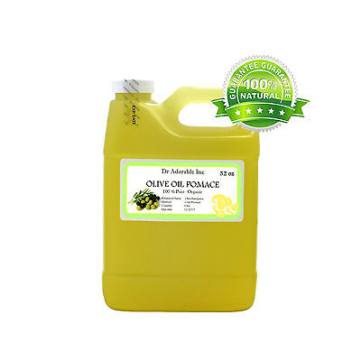 Premium Olive Pomace Oil 100% Pure Organic Cold Pressed Best 2 oz up to 7