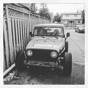 2000 Jeep  Kitchener / Waterloo Kitchener Area image 1