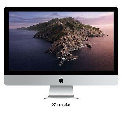 """Apple iMac 27-Inch """"Core i5"""" 3.1 (5K Retina, 2019) 16gb RAM 1TB Drive MRR02LL/A"""