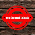 Top brand labels