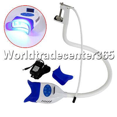 Dental Teeth Whitening 10 Cold Led Light Lamp Bleaching Accelerator Hold On Desk
