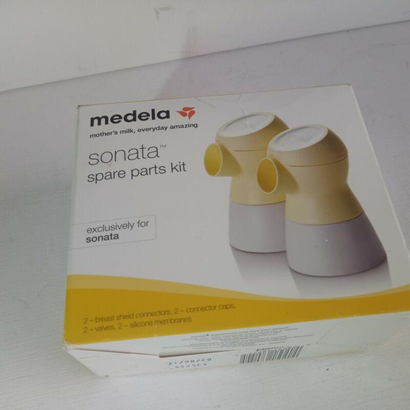 Medela Sonata Electric Breast Pump Spare Parts Kit #68054, NEW IN BOX!