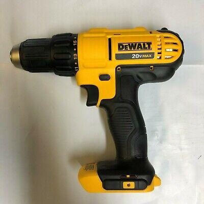 Dewalt Dcd771b 20v Li-ion 12 Cordless Drill Driver Bare Tool Brand New