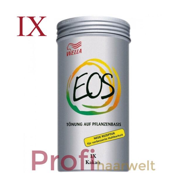 Wella EOS Tönung auf Pflanzenbasis IX Kakao, 120 g