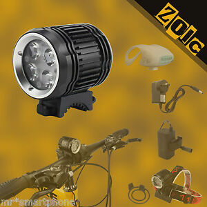 Zoic-2400LM-CREE-XPG-L2-LED-HeadLamp-Torch-HeadLight-Bike-Lamp-light-Hiking