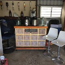 Bar and fridge with home brew stills Crestmead Logan Area Preview