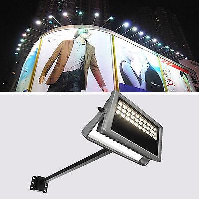 LED Shop Billboard Signs Advertise Flood Light Extension Arm Bracket 500mm *New