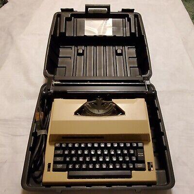 Vintage Sears The Communicator Correction Electric Typewriter Model 161.53992