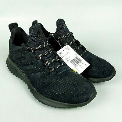 ccbe37fbefc90 Adidas - AlphaBounce CR m Black Athletic Performance Running Shoes DA9934  Mens 9
