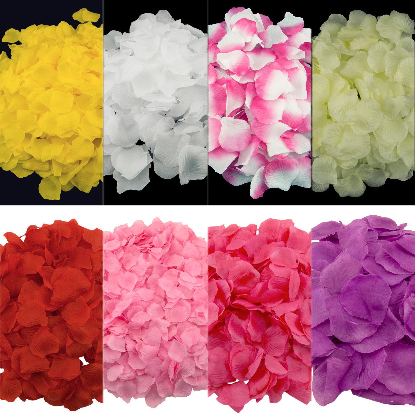 10005000pcs various colors silk flower rose petals wedding party 10005000pcs various colors silk flower rose petals wedding party decorations mightylinksfo