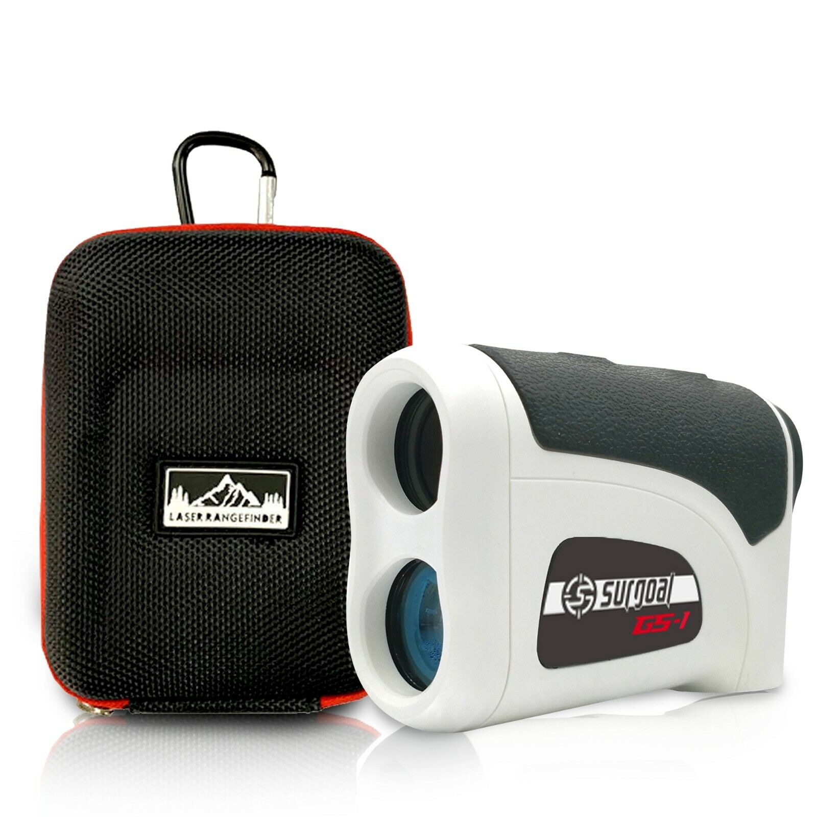 GS-1 HD PRO GOLF 1200YD Laser Range Finder——Tournament E