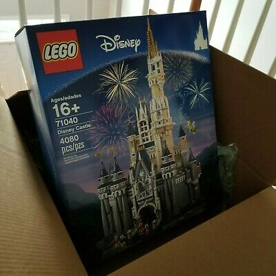 LEGO Disney Princess The Disney Castle (71040) Never opened