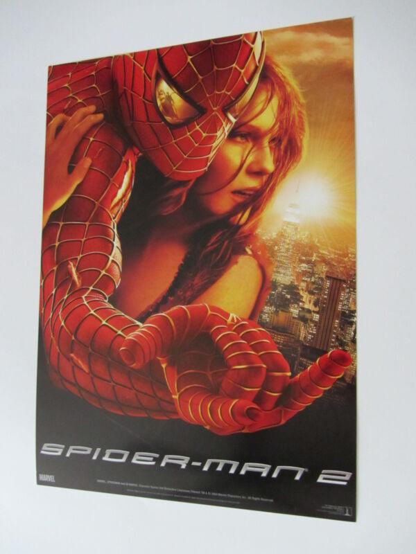 Spiderman 2 lobby cards / Stills - Tobey Maguire, Kirsten Dunst, Alfred Molina