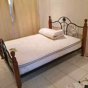 Bed frame,matress and Matress cover Bayview Darwin City Preview