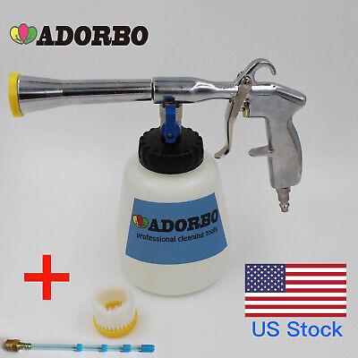 - ADORBO Air Pulse Car Cleaning Gun Auto Detailing Tool TORNADO EFFECT -US Plug