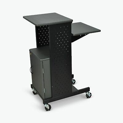 Luxor Furn 40 Mobile Presentation Cabinet