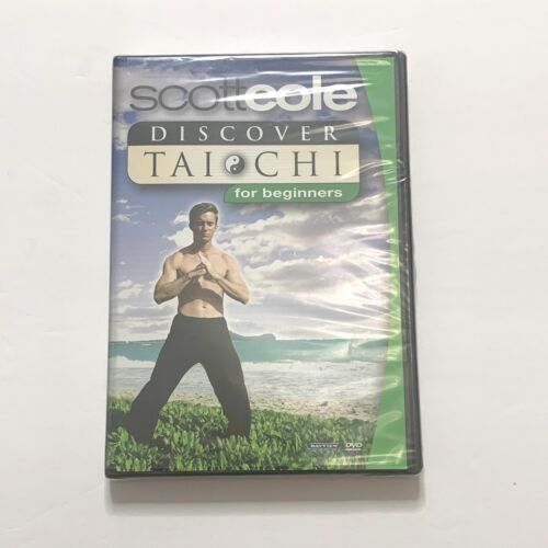 Scott Cole Discover Tai Chi For Beginners DVD - $8.99
