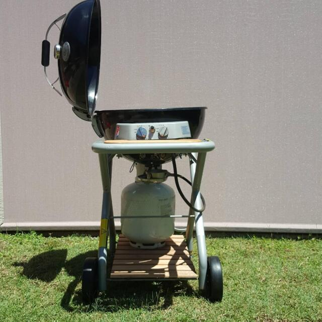 Outdoor Chef Ascona 570 Gas BBQ Black | BBQ | Gumtree Australia Redcliffe  Area   Redcliffe | 1170892631