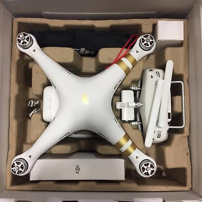 DJI Shade 3 Professional Quadcopter Drone with 4K UHD Video Camera UVG