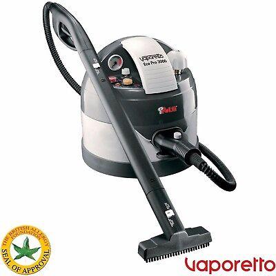 Usado, Polti Vaporetto Eco Pro 3.0 Steam Cleaner Deep Clean Remove Bacteria Dust Mite comprar usado  Enviando para Brazil