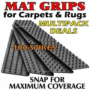 Anti Slip Rug Mat | eBay