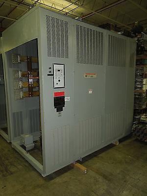 Cutler Hammer 20002667kva 13800-480y277 Dry Transformer