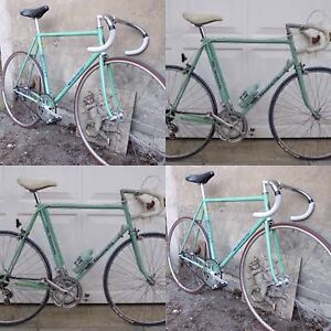 WANTED to buy OLD BIANCHI BIKE ANY COND Box Hill South Whitehorse Area Preview