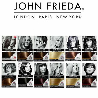 2 x John Frieda Precision Foam Colour Hair Dye (Pack of 2)