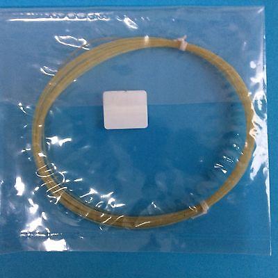 Darmsaite für Gewichtsaufzug über Seilrollen Wanduhr Länge 640 cm Stärke 0,60mm