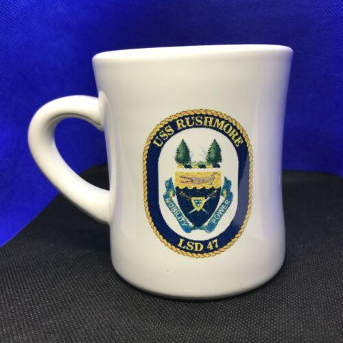Victory Mug USS RUSHMORE (LSD 47)