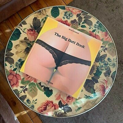 The Big Butt Book by Taschen (Hardback, 2010) 400 Pages, 30 x 30 x 3.5 cm