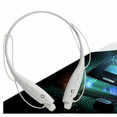 A2DP Stereo Bluetooth Headset Earphone For Apple iPhone 7 6 6S 5S SE ZTE Lenovo