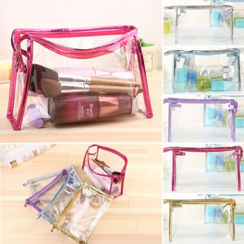 Women Portable Cosmetic Bags Case Travel Wash Toiletry Storage Organizer Handbag Health & Beauty