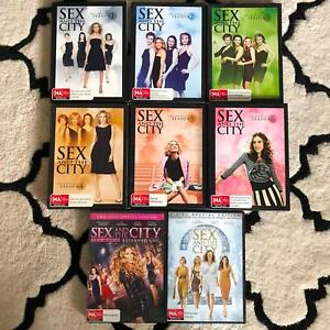 Sex and the city dvd australia
