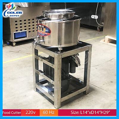 18lbs Robot Coupe Vertical Cutter Mixer Vcm Food Processor Chopper Cooler Depot
