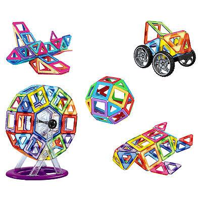 Magnetic Blocks Upgrade Building Tiles Educational Toys Set For Kids Magnet Stac