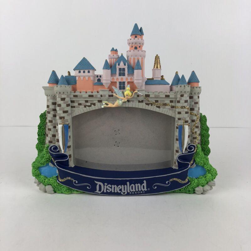 Disneyland 3D Picture Frame Sleeping Beauty Castle Tinkerbell