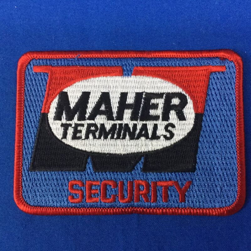 Maher Terminals Security Patch FREE SHIPPING