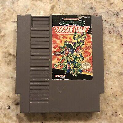 Teenage Mutant Ninja Turtles II 2: The Arcade Game (NES, 1990)