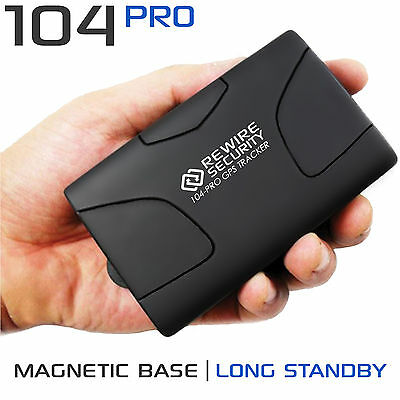 Covert Magnetic Gps Tracker TK104 Tracking Device Car Vehicle Spy Hidden -104