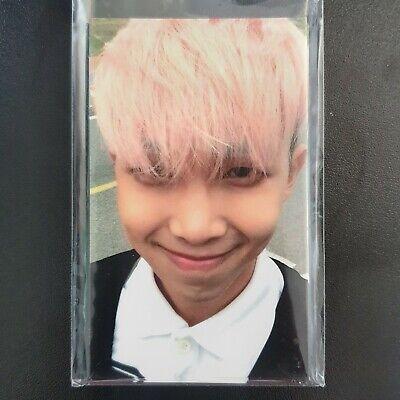 Rm -  Official Photocard BTS The 4th Mini Album HYYH Photocard Kpop
