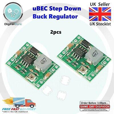 Mini Ubec Sbec Bec 3A 0.8-20V Dc Ajustable Reductor Potencia Fuente -...