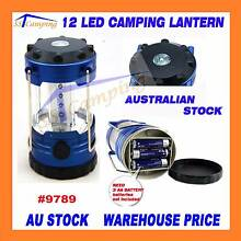 Hiking Camping fishing lamp Light 12 LED Bivouac Light/ Lantern Clayton South Kingston Area Preview